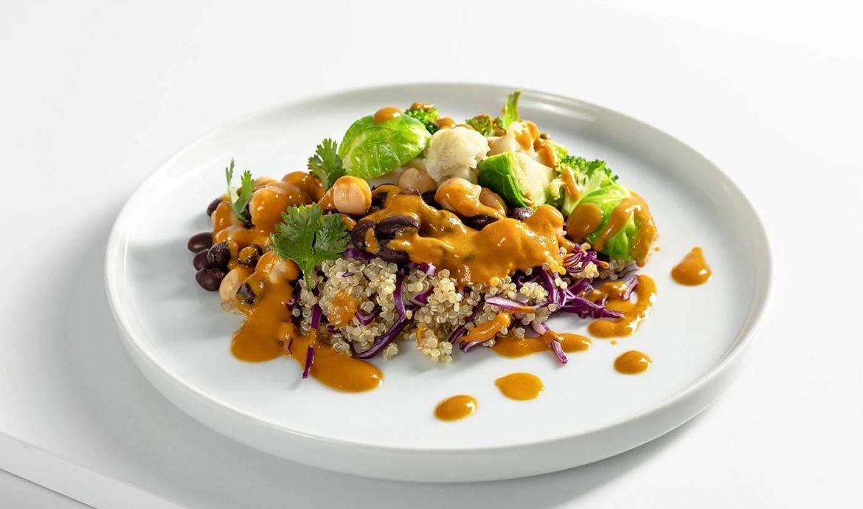 Nutrient dense, high protein vegan meal plans
