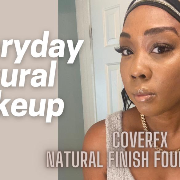 Natural Makeup - Life As Marita